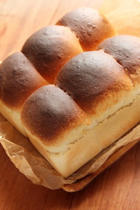 ミニ牛乳食パン