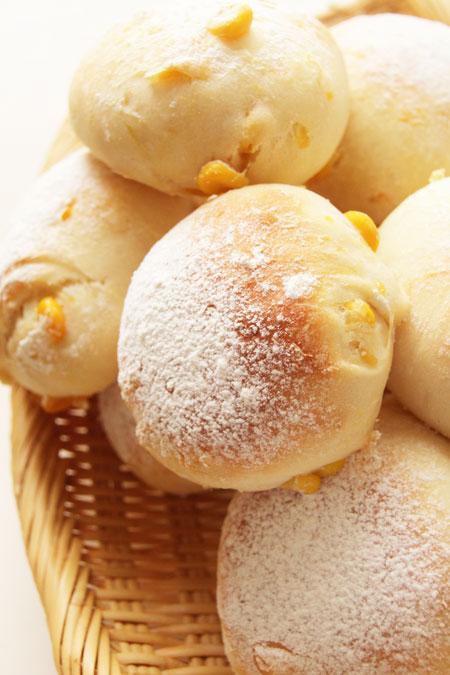とうきびパン