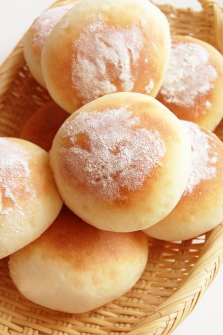 牛乳卵パン