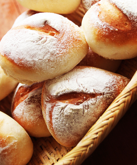 水分70%のパン