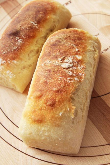 高加水長時間熟成パン
