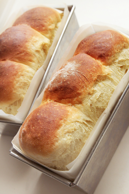 卵ミルク食パン