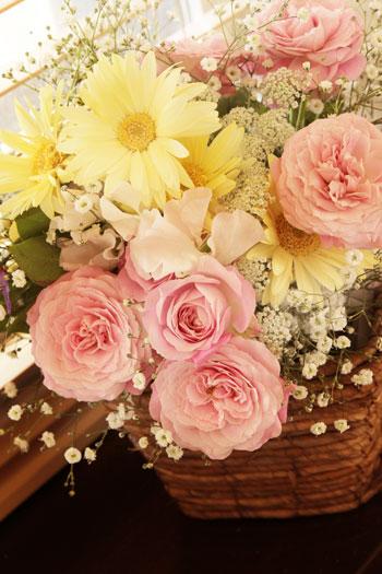 8日後の花束