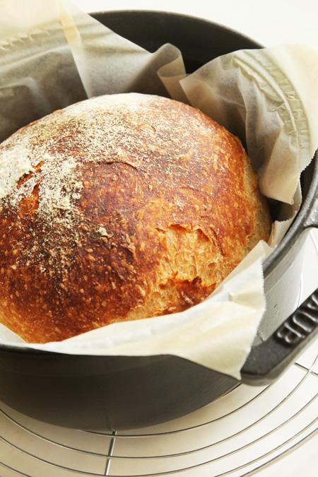 栗原はるみ捏ねないパン