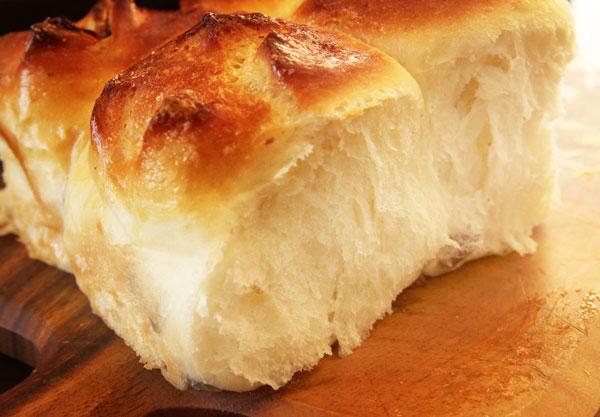 ちぎりパンのおいしいところ