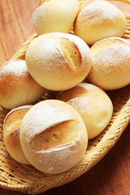 とてもプレーンなパン