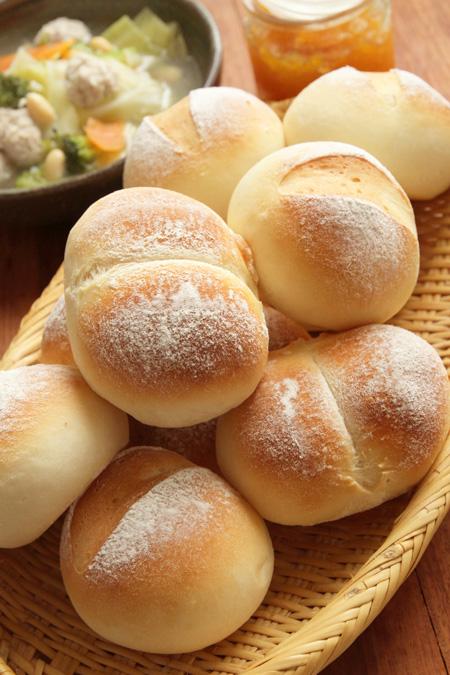 ちょっとだけライ麦パン