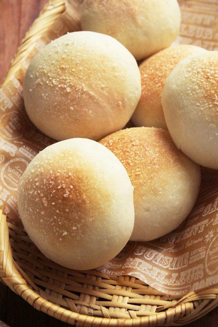 砂糖を入れ忘れたパン
