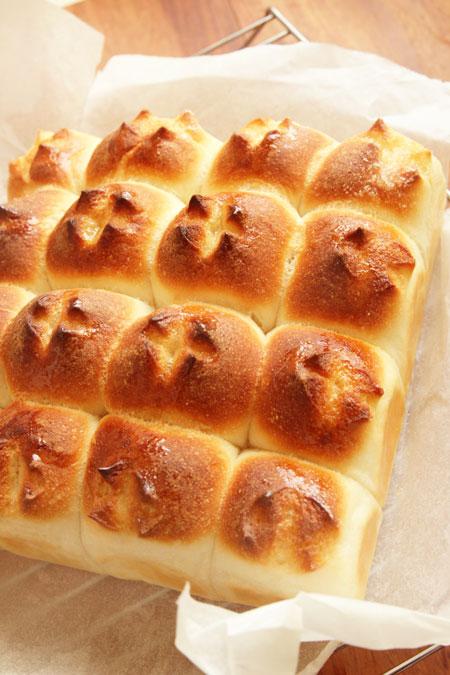ハニーシュガーバターちぎりパン