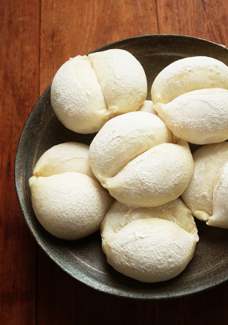 パン レシピ 白