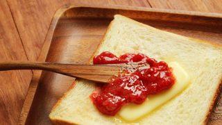 程よい甘さの苺ジャムの作り方