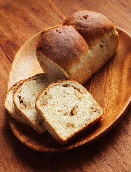 クルミミニ食パン