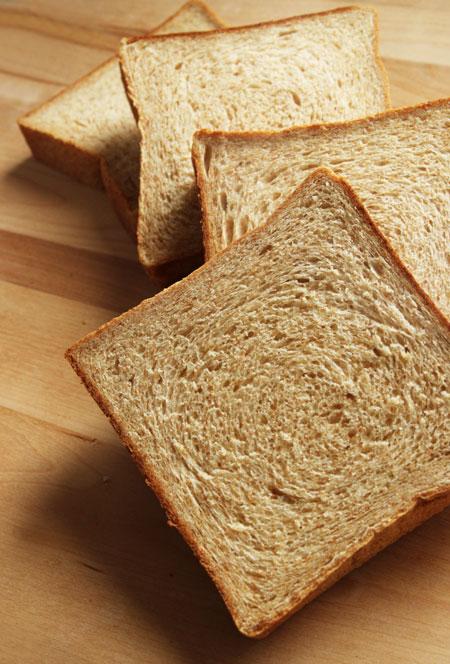 小麦胚芽角食パン