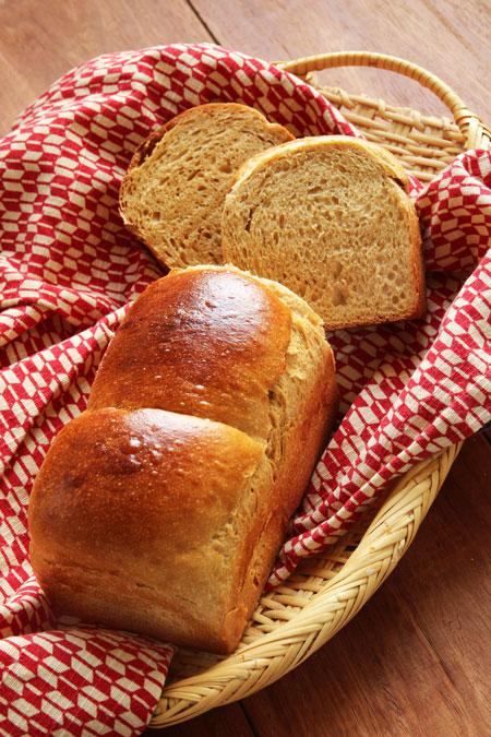 黒糖ミニ食パン