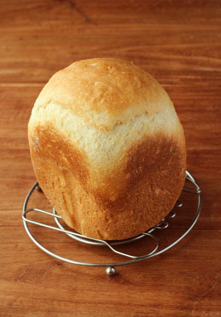 とかち野酵母のホームベーカリー食パン