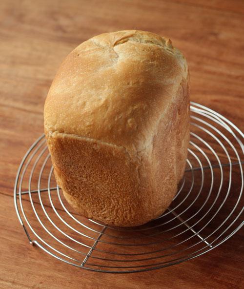 冷却したパン