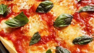 カプート社のサッコロッソでピザを焼いてみた