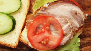 サンドイッチが手際良く作れない