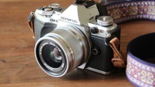 私が使っているカメラのこと